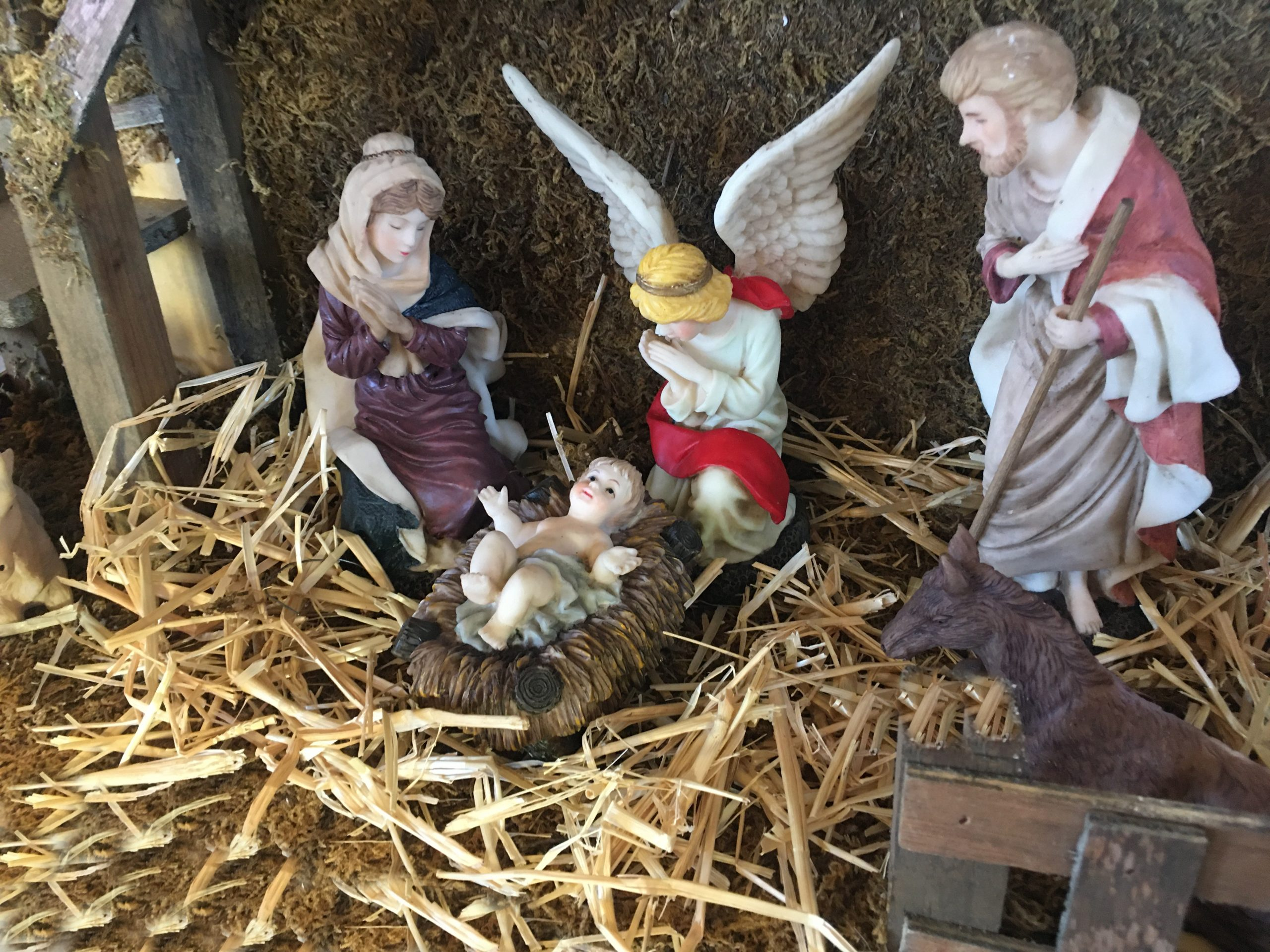 19 12 08 SMUMC Advent 2 Creche (1)